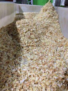 خریدار پیاز خشک خلالی سفید برای کارخانه ها